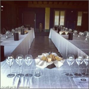 Tavolo della commissione